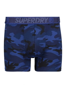 boxer dubble pack m3110001a superdry ondergoed camo
