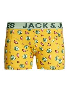 Jack & Jones Ondergoed JACSUMMER FRUIT TRUNKS STS 12171623 MISTED YELLOW