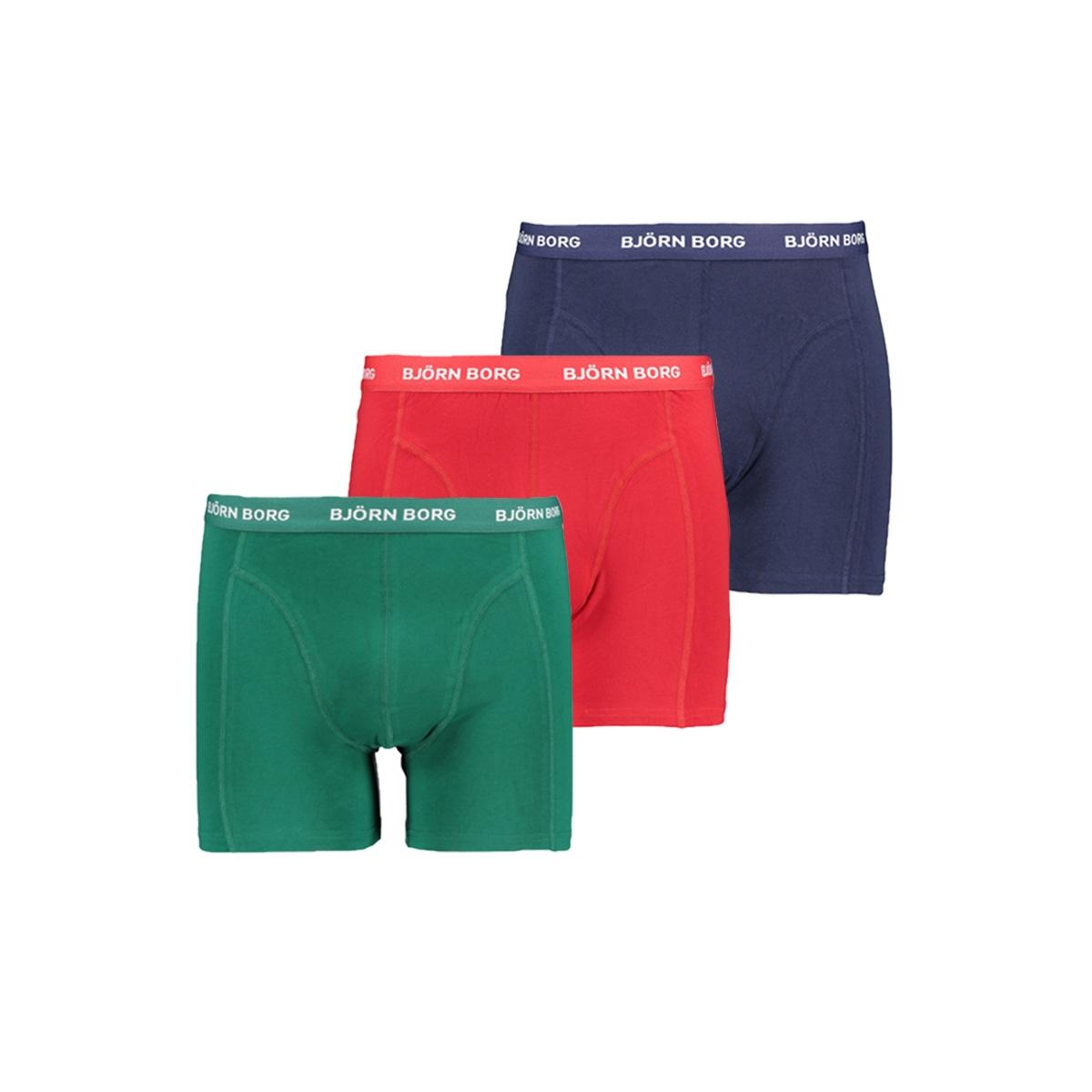 shorts sammy solid 2031 1396 bjorn borg ondergoed 80781 evergreen