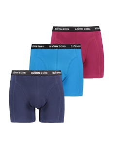 shorts sammy solid 2031 1396 bjorn borg ondergoed 70011 peacoat