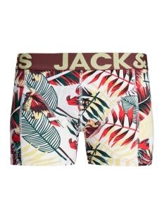 Jack & Jones Ondergoed JACHIGH SUMMER TRUNKS STS 12171627 White