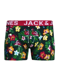 Jack & Jones Ondergoed JACSUMMER TRUNKS STS 12176226 Black