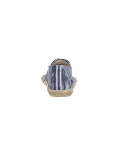 haisha espadrillos stripe 17073323 pieces schoen navy blazer