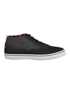 Jack & Jones Sneaker JFWSHARK WOOL COMBO MID SNEAKER 12110723 Anthracite