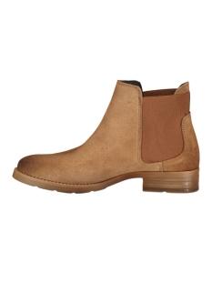 vmsofie leather boot 10159993 vero moda schoen cognac
