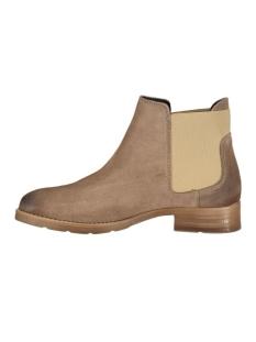 vmsofie leather boot10159993 vero moda schoen chocolate chip