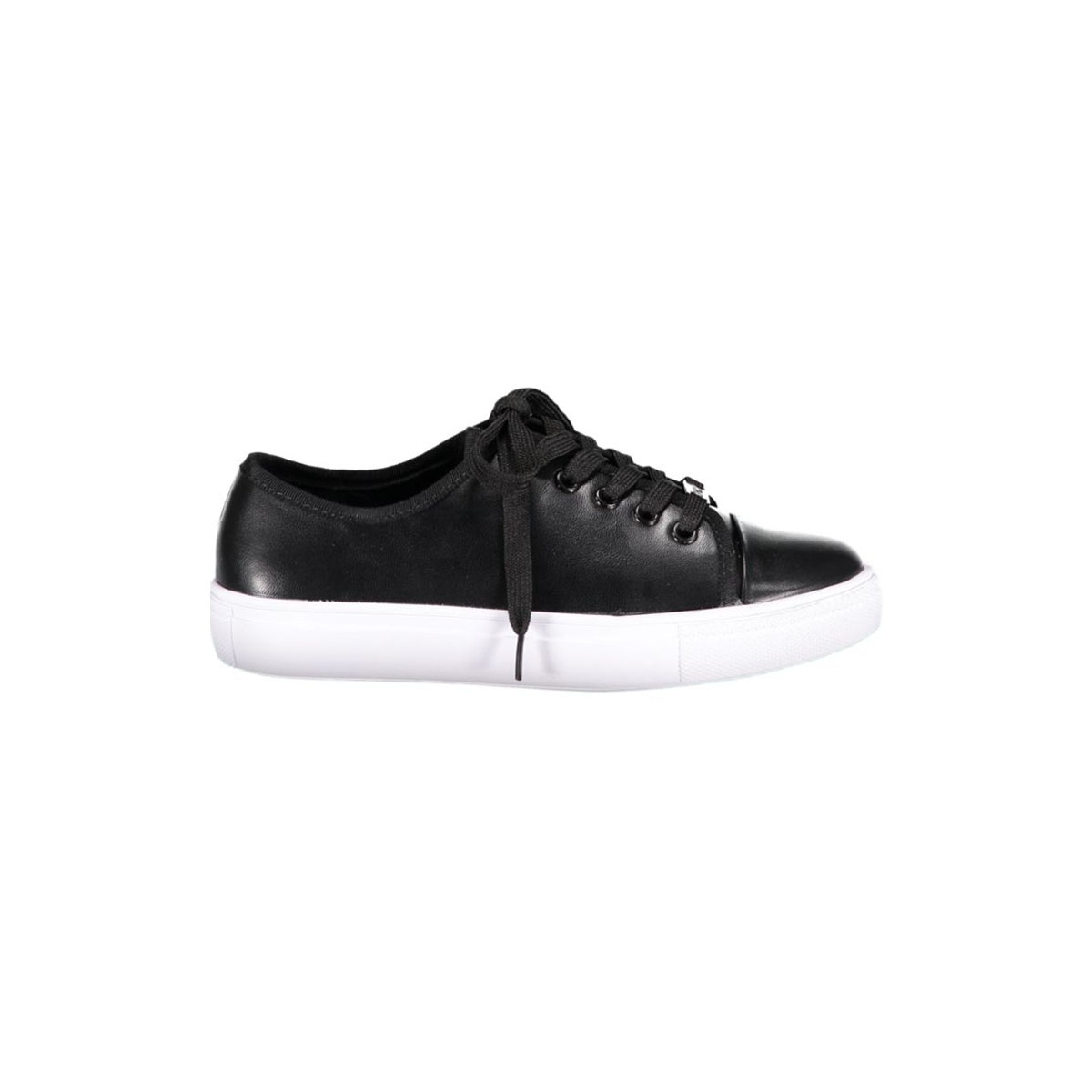onlsage sneaker 15123637 only sneaker black/white sole