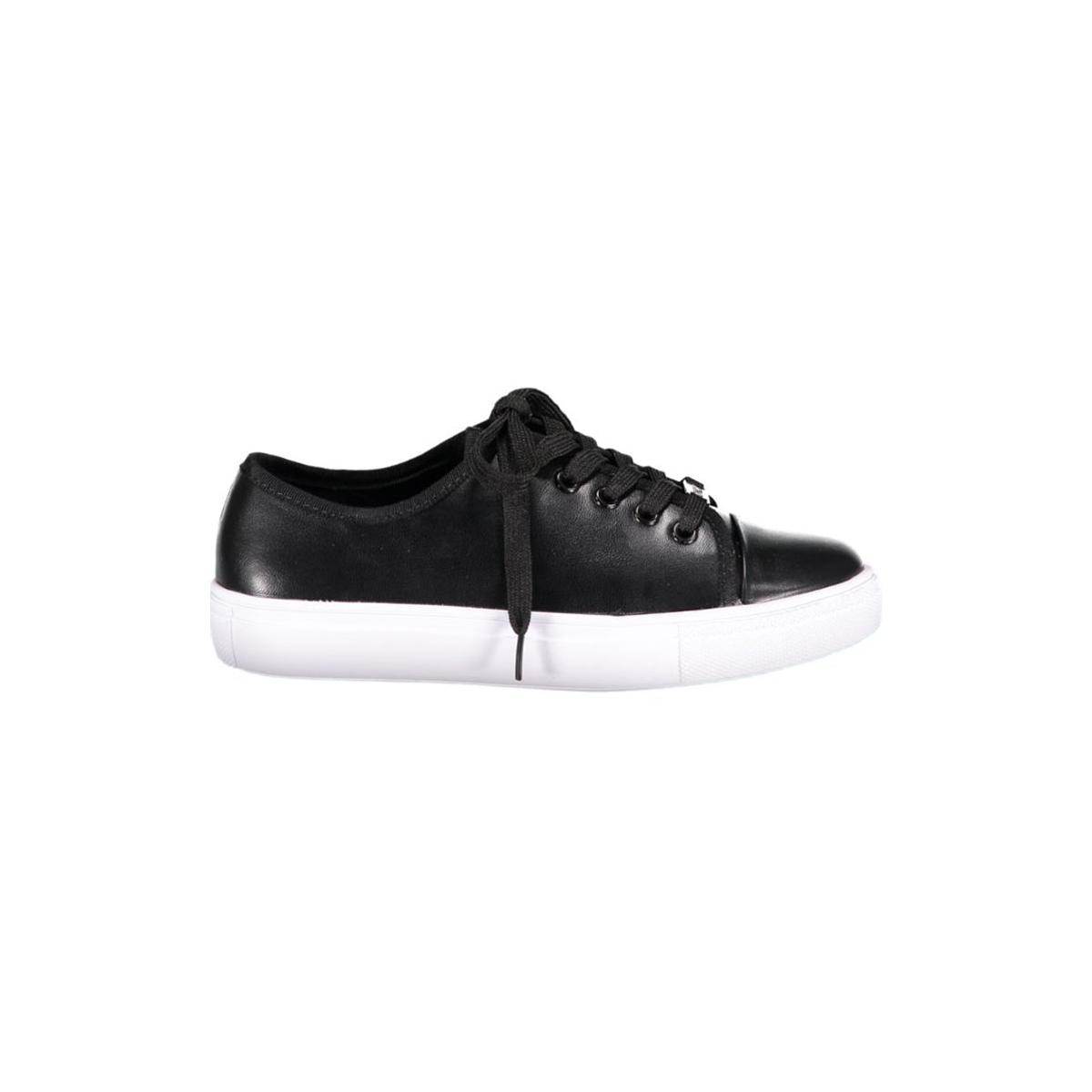 onlsage sneaker 15123637 only sneaker black/white sole
