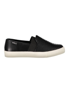 Only Schoen onlKARLA SLIP ON 15123634 Black/Snake