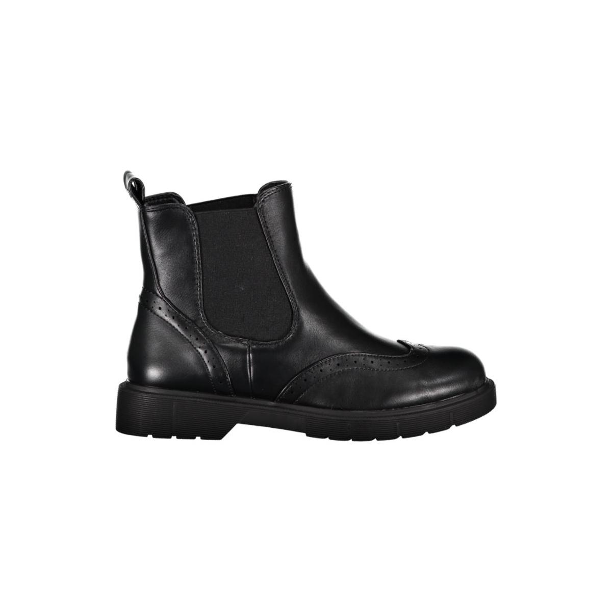 onlbasha bootie 15123609 only laars black