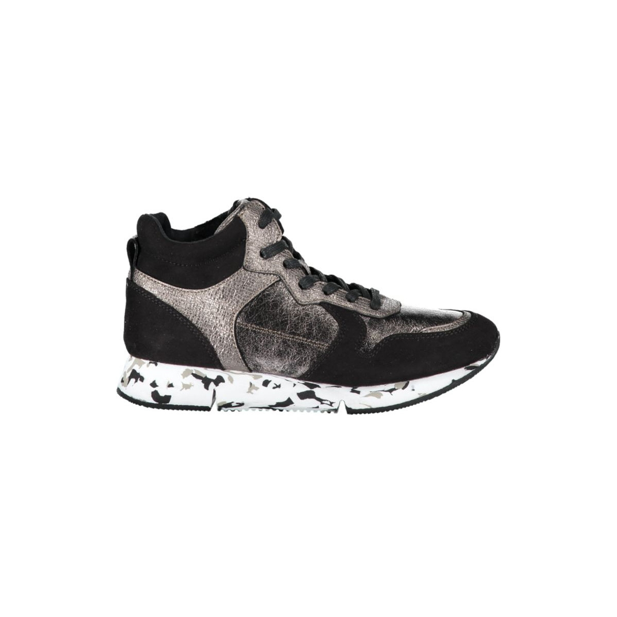 1-25084-37 tamaris sneaker 917 pewter/black