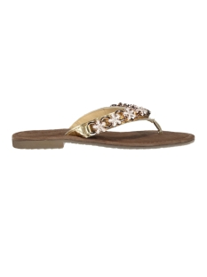 Tamaris Slipper 1-1-27116-38 940 Gold