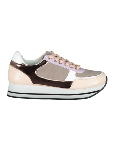 Only Sneaker onlSMILLA ELEVATED SNEAKER 15131296 Nude/White and