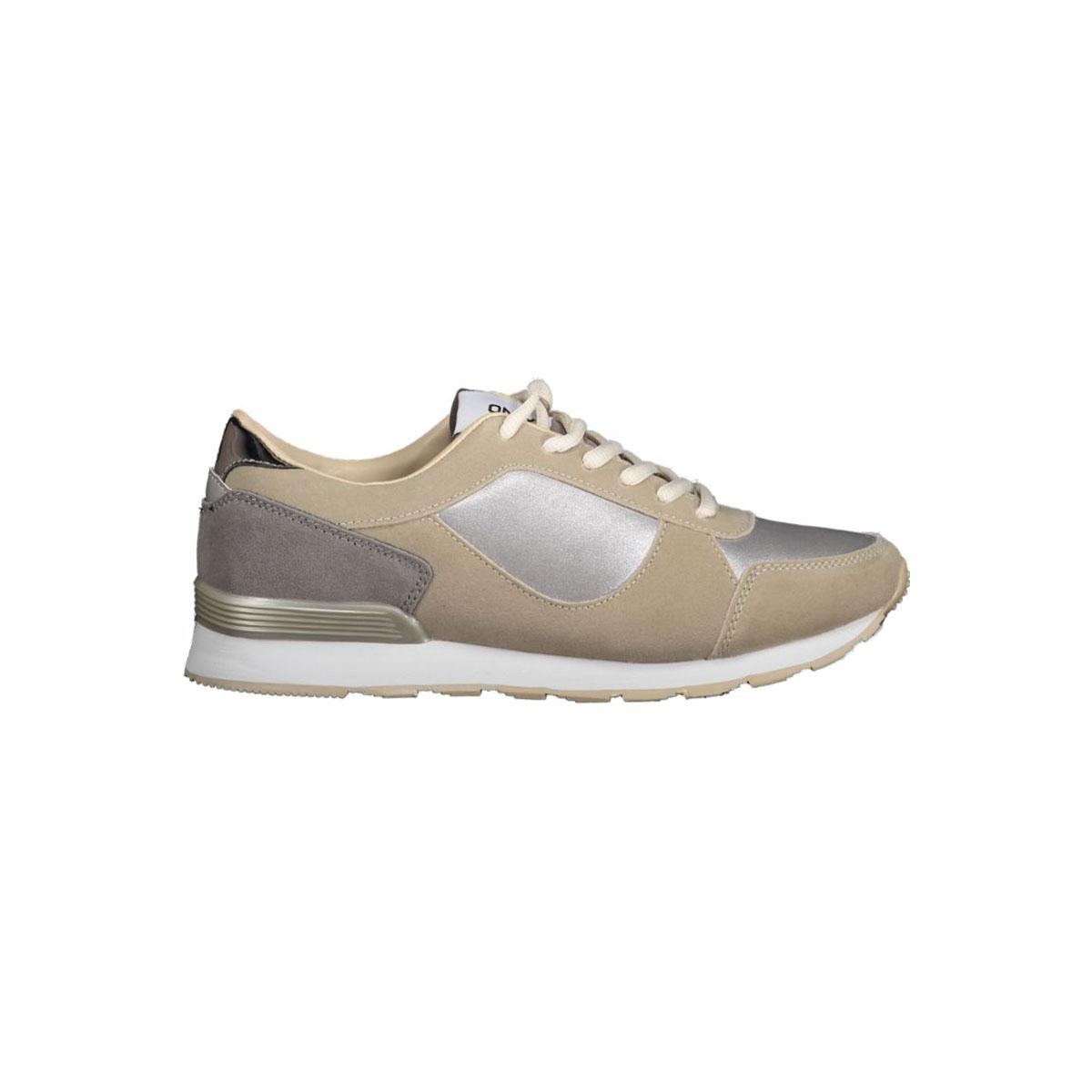 onlsillie sneaker 15131297 only sneaker glacier gray silver. Black Bedroom Furniture Sets. Home Design Ideas