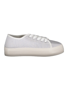 onlSARINA STRIPE SNEAKER 15131308 Total Eclipse/ White