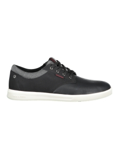 Jack & Jones Sneaker JFWGASTON PU MIX ANTHRACITE 12124019 Anthracite