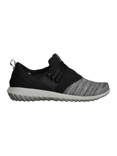 Jack & Jones Sneaker JFWDRAGON LACE ANTHRACITE 12124051 ANTHRACITE