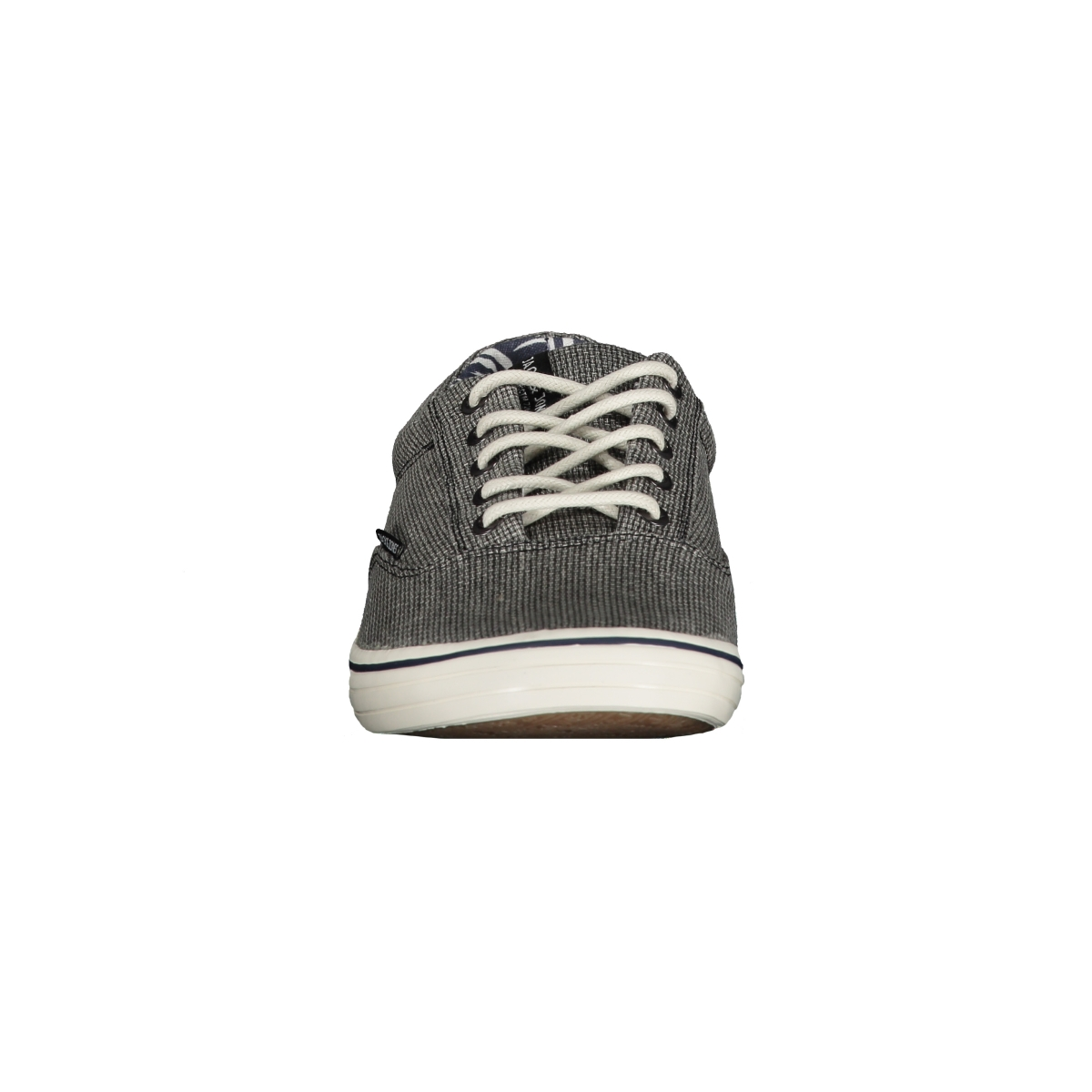 jfwvision textile anthracite 12120675 jack & jones sneaker anthracite