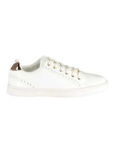 onlSHILO METALLIC SNEAKER 15131289 White/Gold
