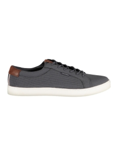 Jack & Jones Schoen JFWSABLE SYNTHETIC SUEDE ASPHALT 12124005 Asphalt