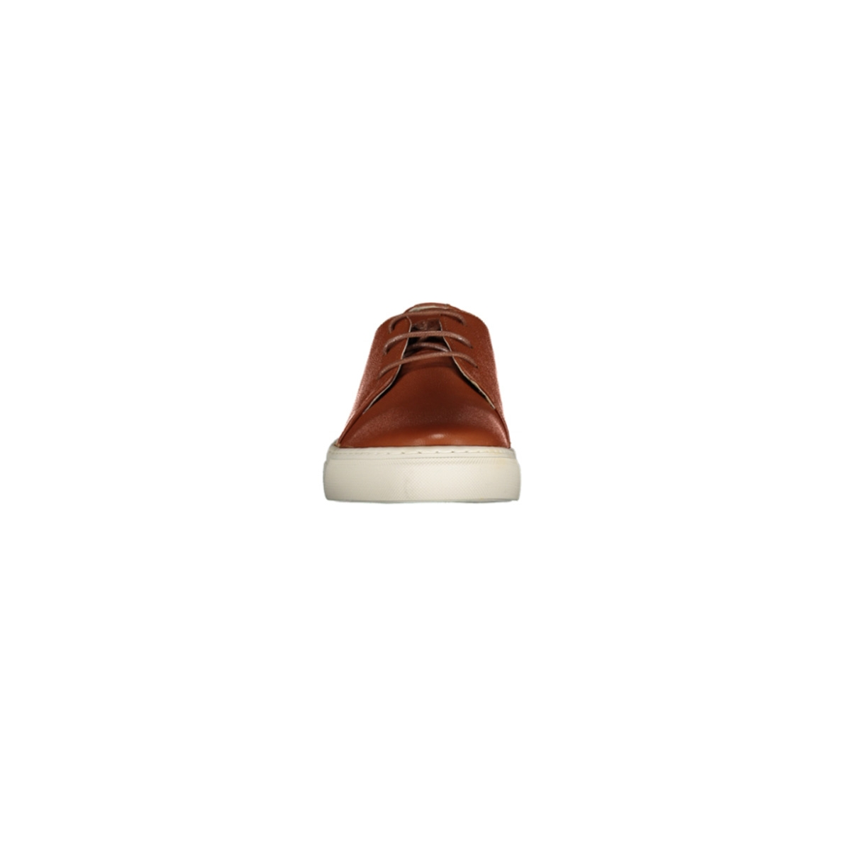 jfwatlas leather snaker camel 12129133 jack & jones schoen camel