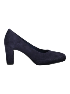 Tamaris Pump 1-1-22430-20 806 Navy Suede