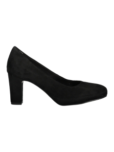 Tamaris Pump 1-1-22430-20 004 Black Suede