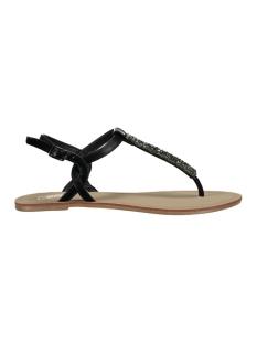 Only Sandaal onlMARGIT SPLIT TOE SANDAL 15150588 Black