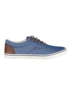 Jack & Jones Sneaker JFWVISION CHAMBRAY MIX SS NAVY BLAZER 12132906 Navy Blazer