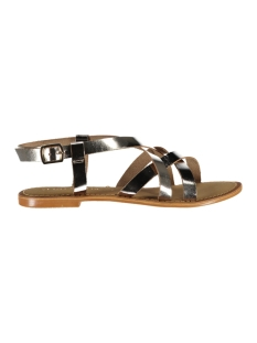 Vero Moda Sandaal VMMARY LEATHER SANDAL 10196038 Pale Gold