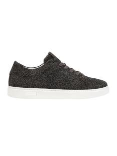 Zusss Sneaker KEKKE SNEAKER Z1253 03KS19FALE GREY-LEOPARD BABY