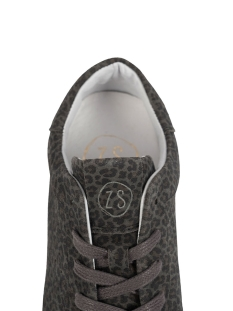 kekke sneaker z1253 03ks19fale zusss sneaker grey-leopard baby