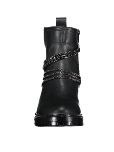 onlbad chain wrap bootie 15184260 only laars black