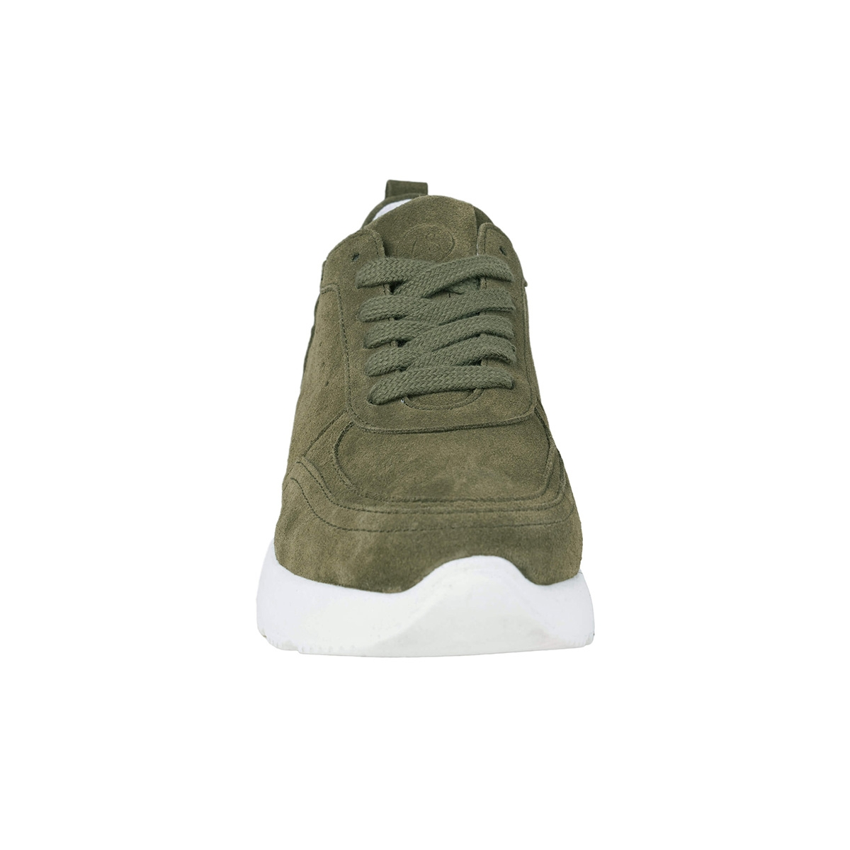 gave sneaker z1560 zusss sneaker green - suede
