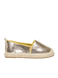 Only Espadrille ONLEVA STRUCTURE ESPADRILLOS 15194106 Gold Colour