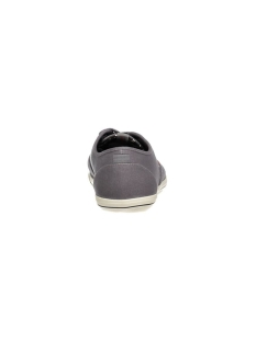 jjspider canvas sneaker 12103537 jack & jones sneaker pewter