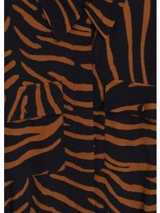 jurk met tijgerprint 67004769 mango jurk 99