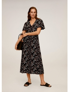 lange jurk met print 67077660 mango jurk 99