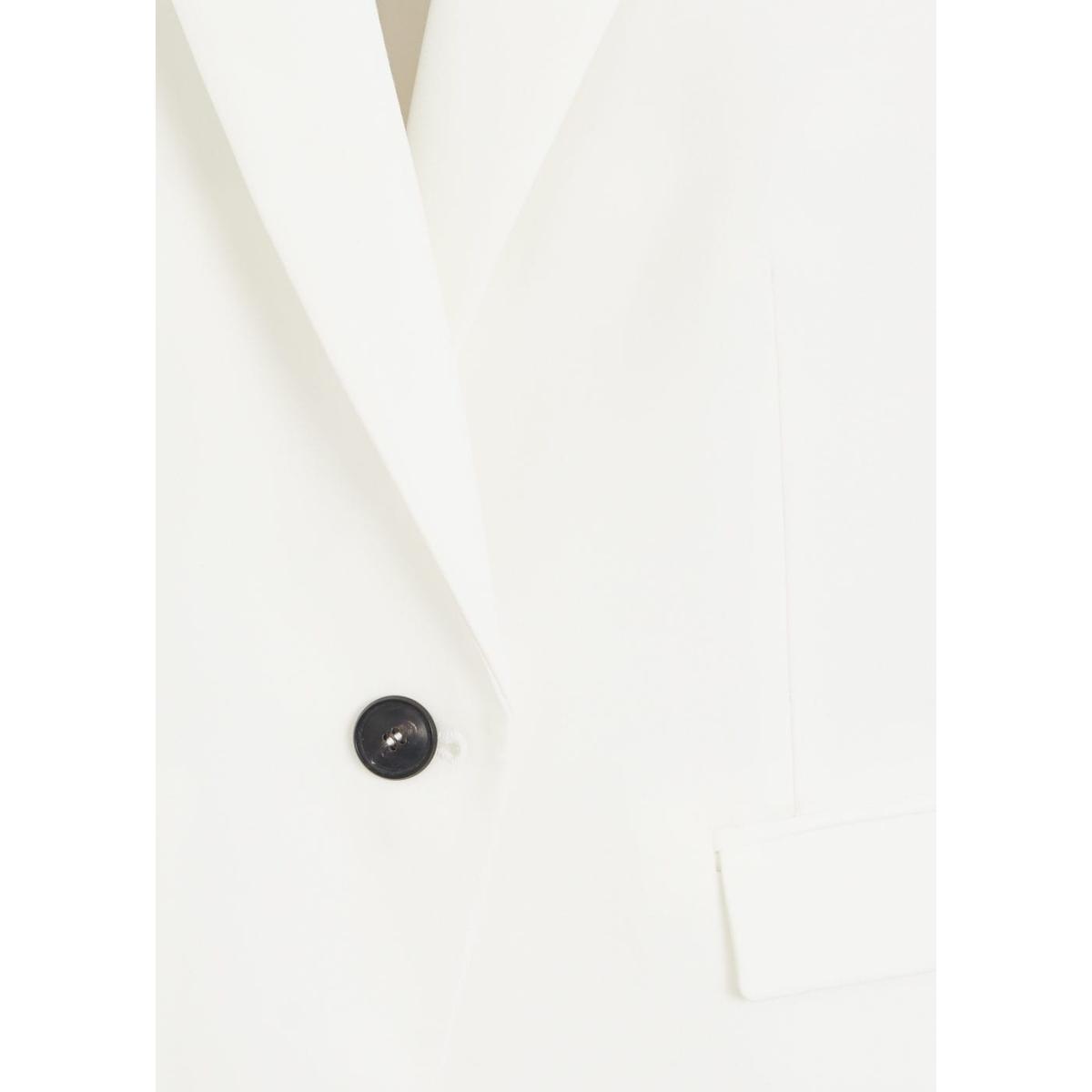 gestructureerde basic blazer 67090545 mango blazer 01