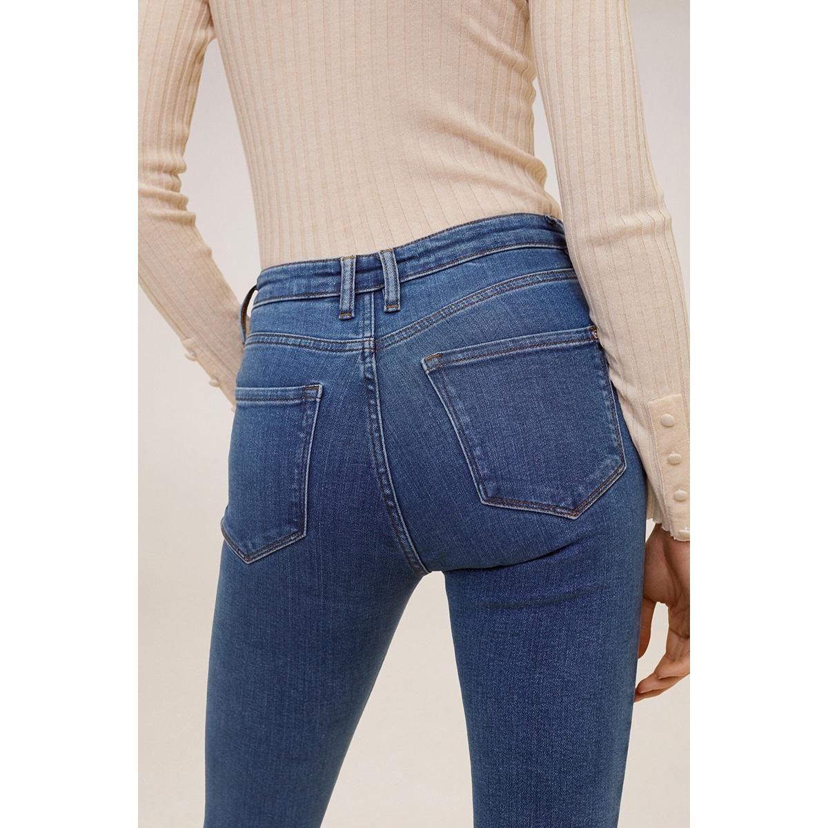 isa crop skinny jeans 67002509 mango jeans tm