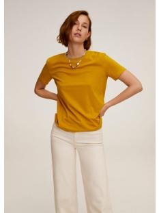 Mango T-shirt T SHIRT VAN ORGANISCH KATOEN 67097885 15