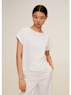 Mango T-shirt T SHIRT VAN ORGANISCH KATOEN 67017898 01
