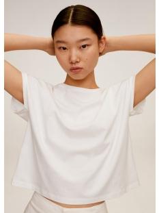 t shirt van organisch katoen 67017898 mango t-shirt 01