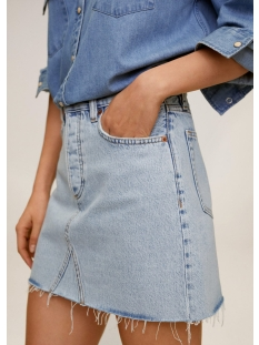 Mango Rok DENIM MINIROK 67036717 TC