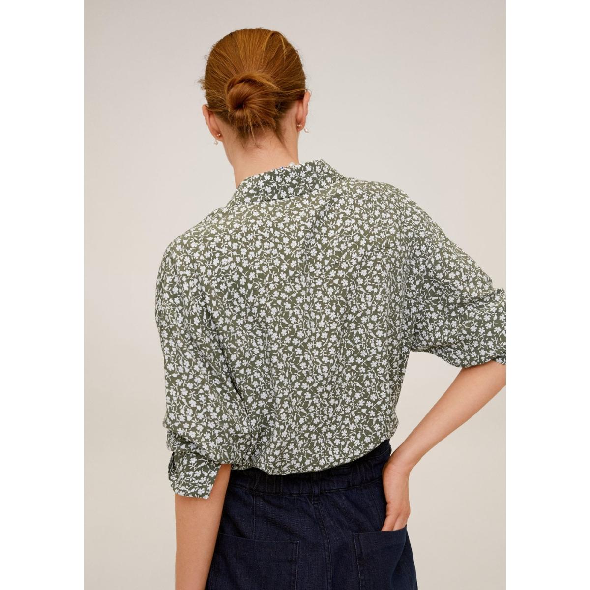 soepelvallende blouse met print 67004418 mango blouse 37