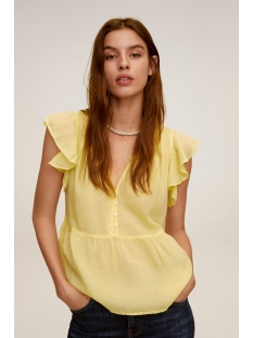 blouse met ruchesmouwen 67047678 mango blouse 12