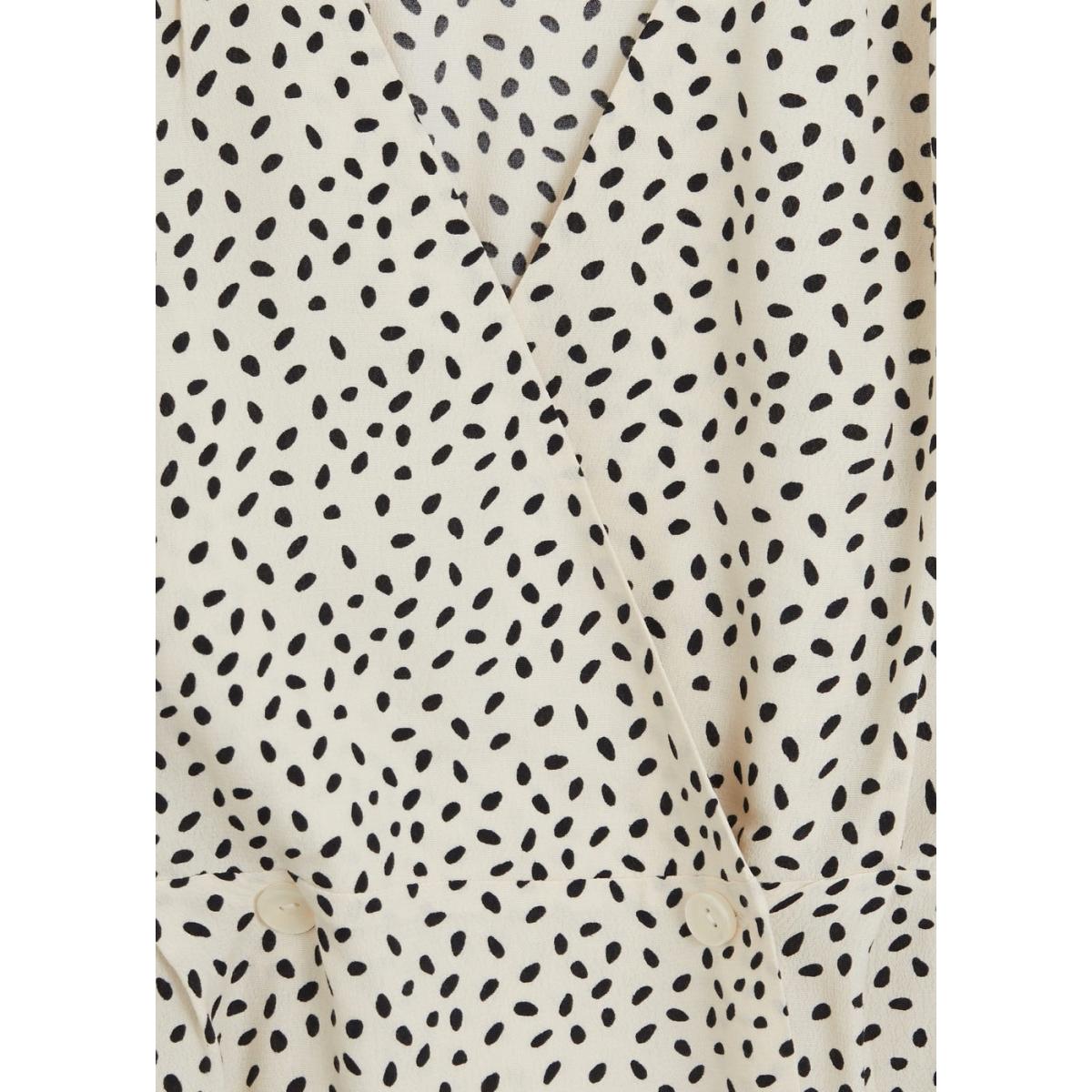 bedrukte gekruiste blouse  67025921 mango blouse 02