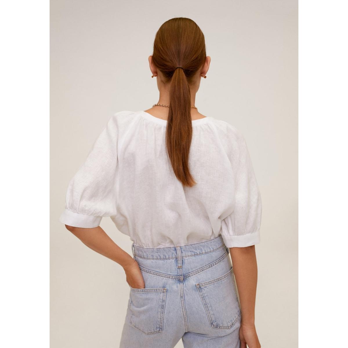 linnen blouse 67067652 mango blouse 02