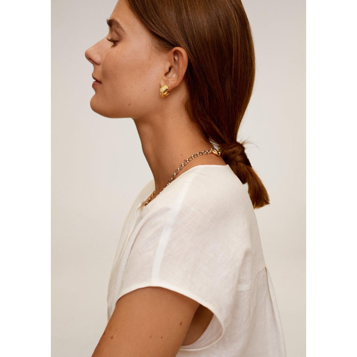 blouse met vleermuismouwen 67037651 mango blouse 05