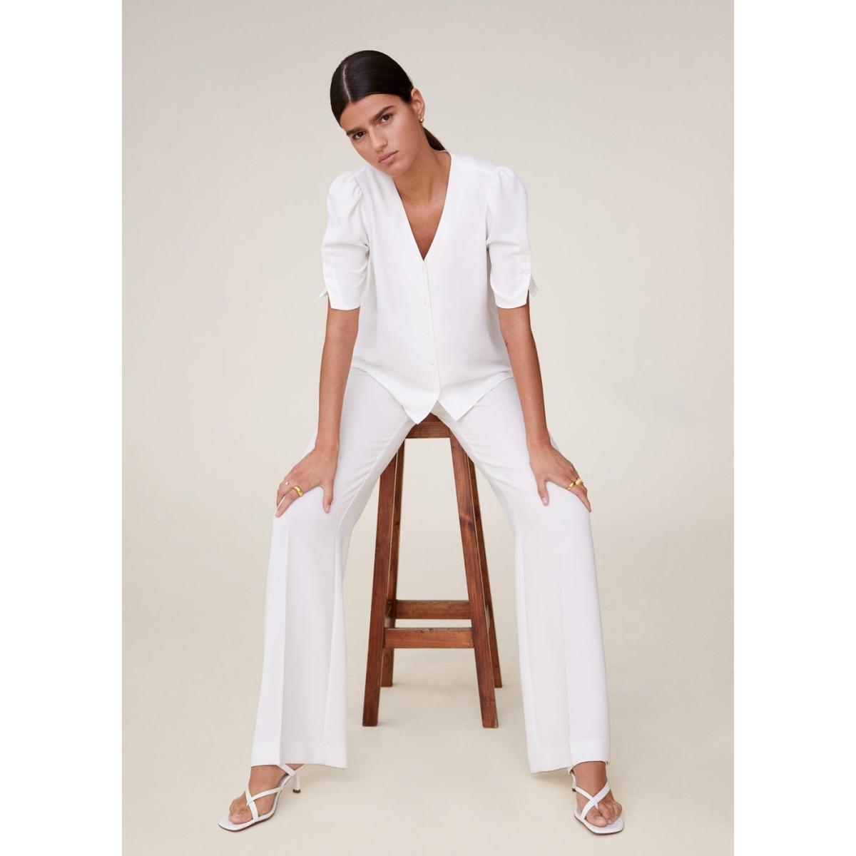 blouse met pofmouwen 67057667 mango blouse 02